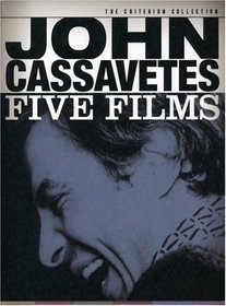 John Cassavetes - Five Films (Shadows / Faces / A Woman Under the Influence / The Killing of a Chinese Bookie / Opening Night ) - Criterion Collection