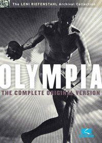 OLYMPIA -The LENI RIEFENSTAHL Archival Collection