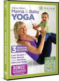 Shiva Rea Mama & Baby Yoga DVD