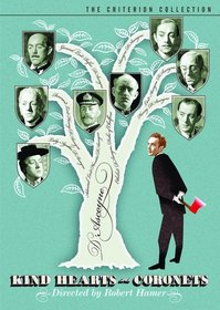 Kind Hearts and Coronets - Criterion Collection
