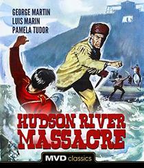 Hudson River Massacre [Blu-ray]