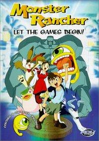 Monster Rancher - Let the Games Begin (Vol. 1)