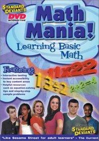 The Standard Deviants - Math Mania (Learning Basic Math)