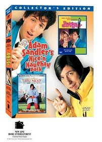 Adam Sandler Nice & Naughty Gift Pack (The Wedding Singer/Little Nicky)