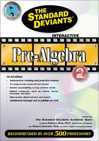 The Standard Deviants - Pre-Algebra, Part 2
