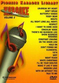Karaoke / 25 Song Karaoke Library 2