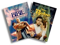 The Bible/The Robe 2-Pack