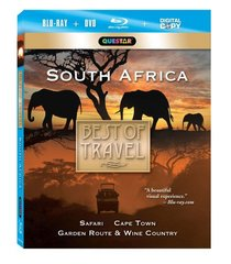 Best of Travel: South Africa [Blu-ray]