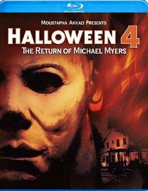 Halloween 4 [Blu-ray]