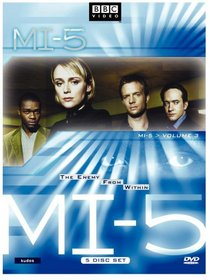 MI-5, Volume 3