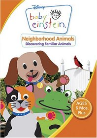 Baby Einstein - Neighborhood Animals
