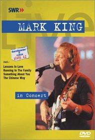 Live in Concert- Mark King