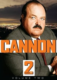 Cannon: Season Two, Vol. 2