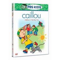 Caillou - Caillou's Family Fun