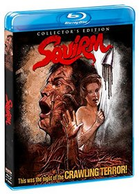 Squirm (Collector's Edition) [Blu-ray]