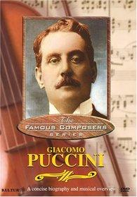 Famous Composers - Giacomo Puccini