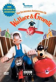Wallace & Gromit: The First Three Adventures (1990-1995)