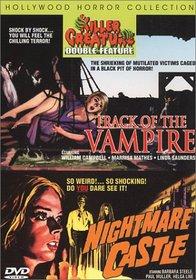 Track of the Vampire/Nightmare Castle