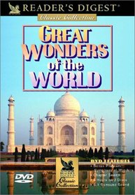 Reader's Digest  - Great Wonders of the World (3 PK)