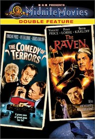 The Comedy of Terrors/The Raven