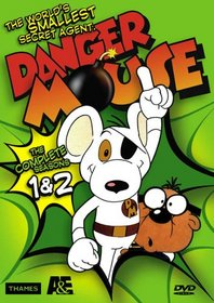 Danger Mouse - The Complete Seasons 1 & 2