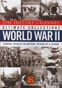 World War II - General Douglas MacArthur: Return of A Legend [DVD] The History Channel