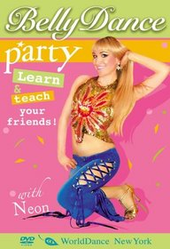 Belly Dance Party: Bellydance combinations you can learn tonight!