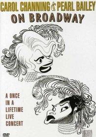 Carol Channing & Pearl Bailey on Broadway