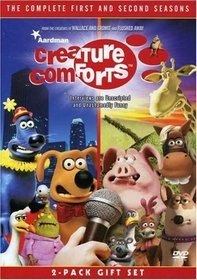 Creature Comforts - The Complete First and Second Seasons