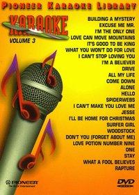 Karaoke / 25 Song Karaoke Library 3