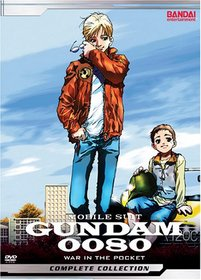 Mobile Suit Gundam 0080 Complete Collection