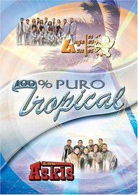 Los Angeles Azules/Los Askis: 100% Puro Tropical