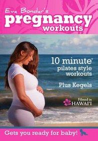 Pilates Pregnancy Workouts with Eva Bondar