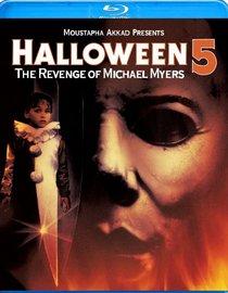 Halloween 5 [Blu-ray]