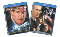 Air Force One / In the Line of Fire [Blu-ray]