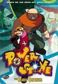 Power Stone - The Search Continues (Vol. 4)