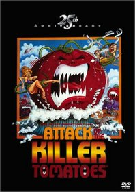 Attack of the Killer Tomatoes - 25th Anniversary Edition