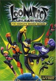 Loonatics Unleashed: Complete Second Season
