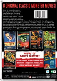 Universal Classic Monsters Collection