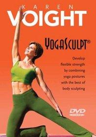 Karen Voight - YogaSculpt