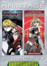 Armitage: Dual-Matrix/Armitage the Third: Poly-Matrix