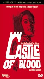Castle of Blood (Uncensored International Version)