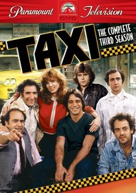 Taxi - The Complete Third Season