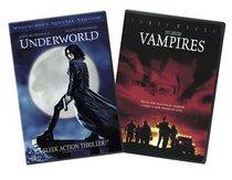 Underworld (Widescreen Edition) / John Carpenter's Vampires