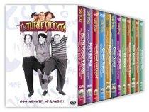 Three Stooges DVD 12-Pack