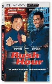 Rush Hour [UMD for PSP]