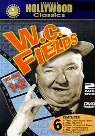 W.C. Fields, Vol. 1 & 2