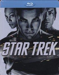Star Trek Blu-ray with SteelBook
