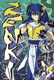 Zenki Saga, Vol. 3