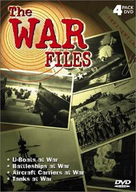 The War Files - 4 Pack